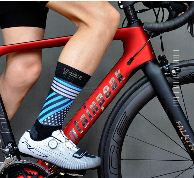 bike riding socks