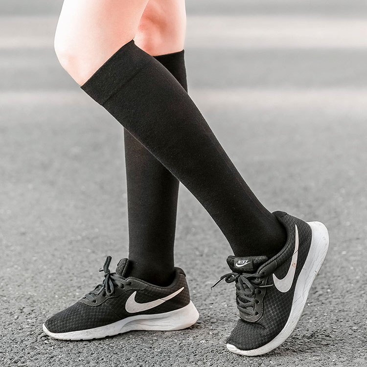 nurse compression socks - FavoredCotton