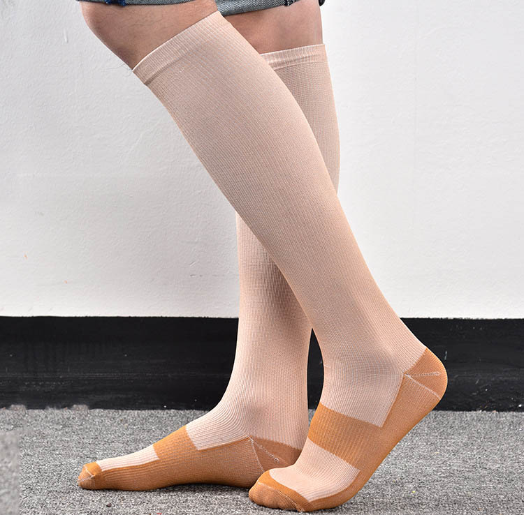 Nylon Compression Socks - FavoredCotton