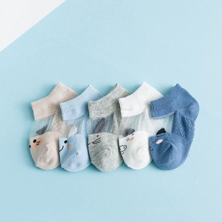 Wholesale 0-3yrs lace adorable cotton baby thin ankle socks