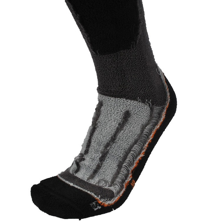 Wholesale custom merino wool mens thermal thick ski socks
