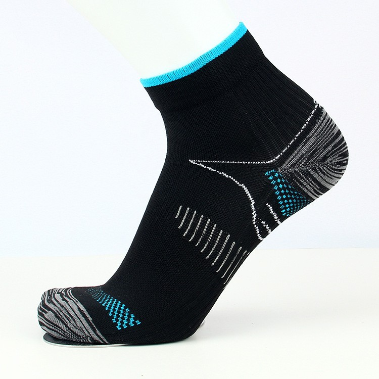 Wholesale unisex ankle compression socks for running